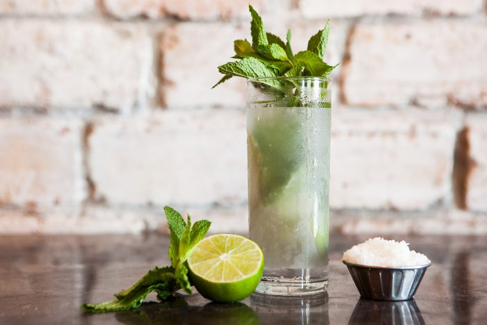 Salt Traders Coastal Cooking Mojito in Austin