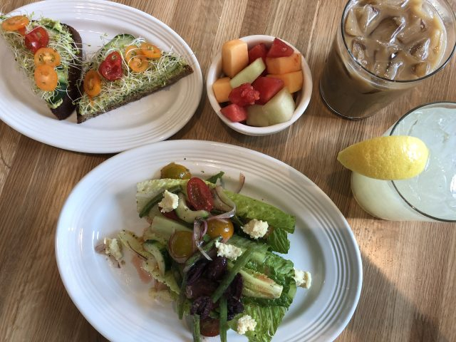 Cookbook Cafe at Austin Central Library