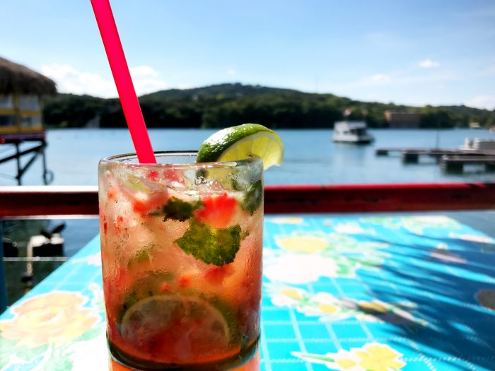 Best Mojitos in Austin at Hula Hut