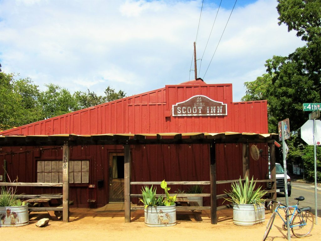 Historic Scoot Inn Austin