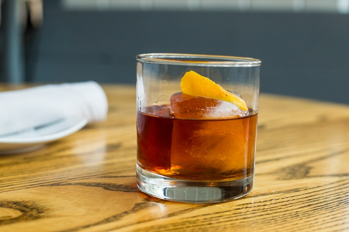 Oasthouse Old Fashioned