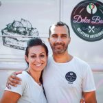 Dolce Bacio Food Truck Creates Authentic Italian Gelato for Austin