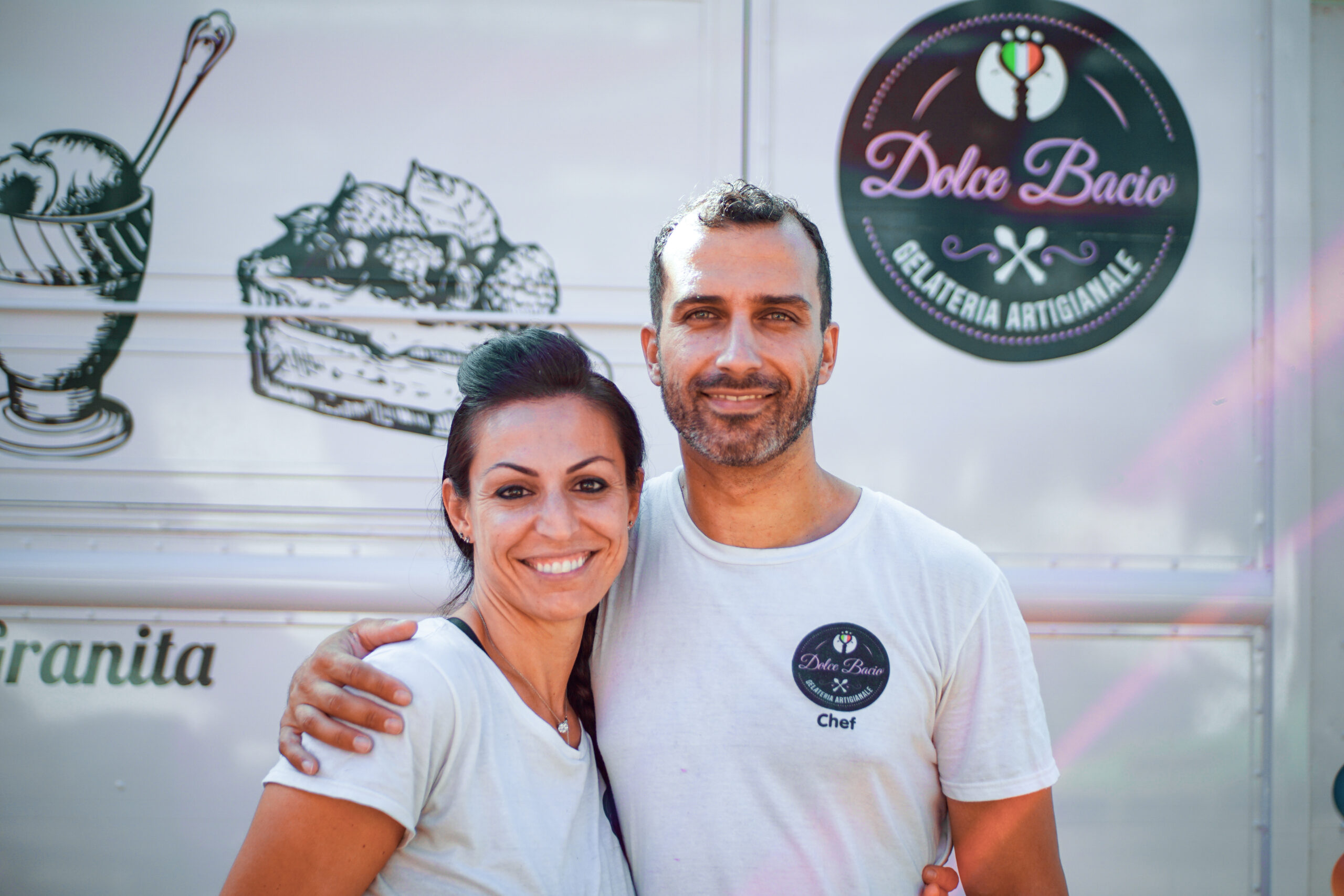 Dolce Bacio Gelato Owners in Austin TX