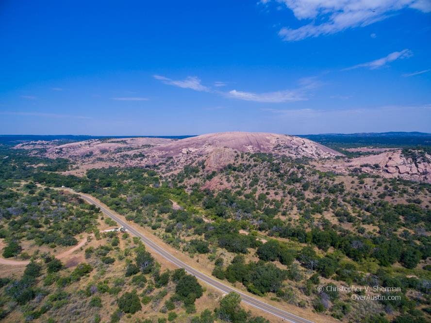 Enchanted Rock Fredericksburg TX