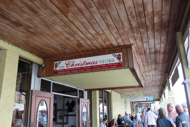 The Christmas Store Fredericksburg Texas