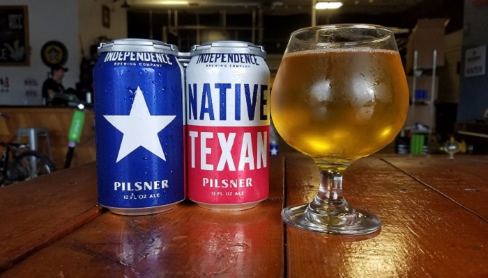 Independence Brewing Co Native Texan