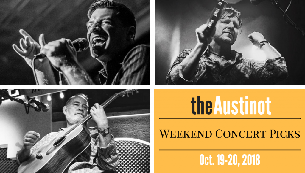 Austinot Weekend Concert Picks