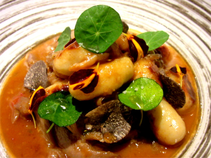 Guild's Potato Gnocchi With Duck Confit
