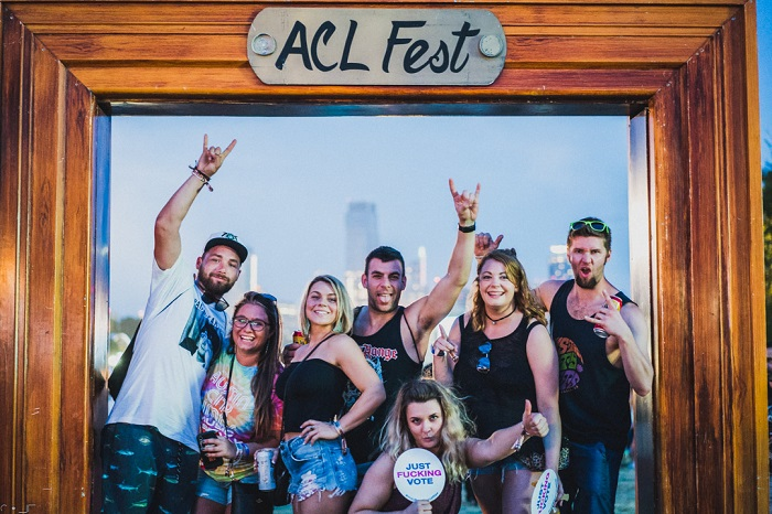 ACL Fest 2018 Picture Frame