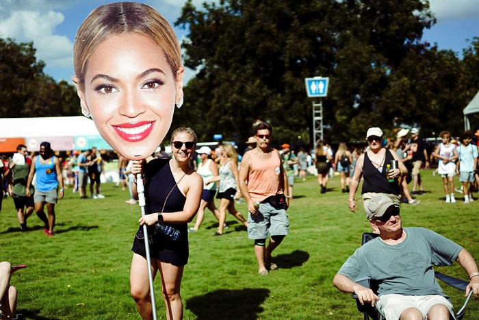 Beyonce Sign ACL Music Fest 2018