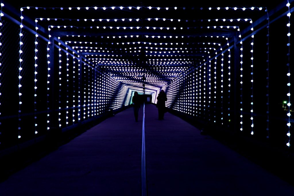 Circuit of The Americas Tunnel of Lights