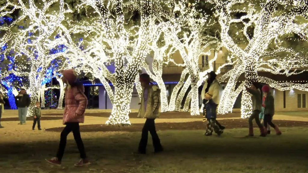Johnson City Texas Lights Spectacular