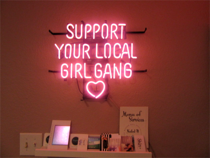 Support Your Local Girl Gang in Austin