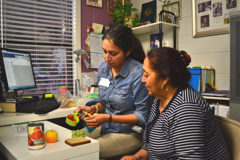 Volunteer Healthcare Clinic Nutrition Education