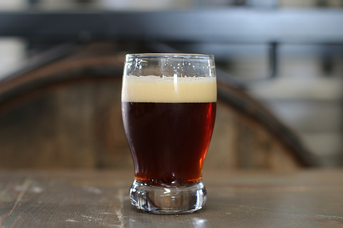 Family Business Brewing Company Winter Warmer