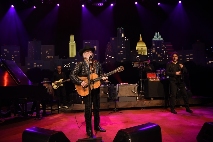 Willie Nelson Austin City Limits Taping November 2018