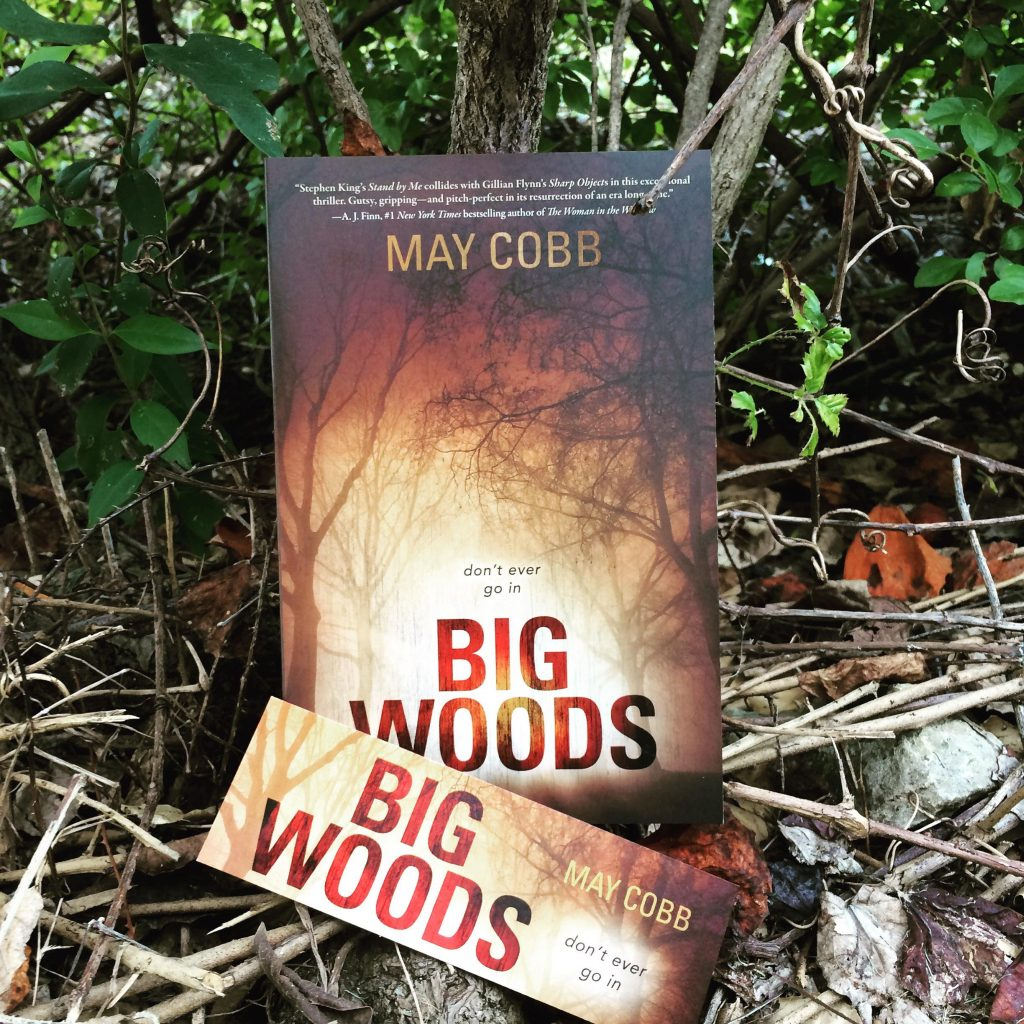 """Big Woods"" by local writer May Cobb"