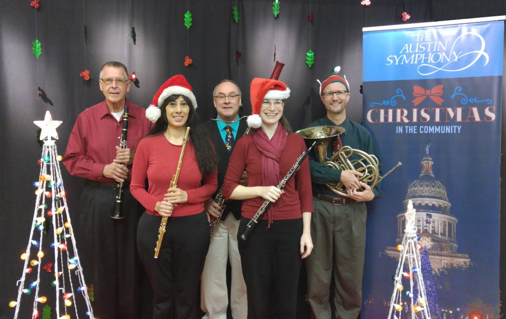 Austin Symphony Orchestra Christmas in the Community