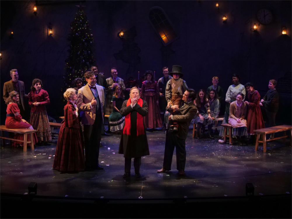 A Christmas Carol Holiday Shows in Austin