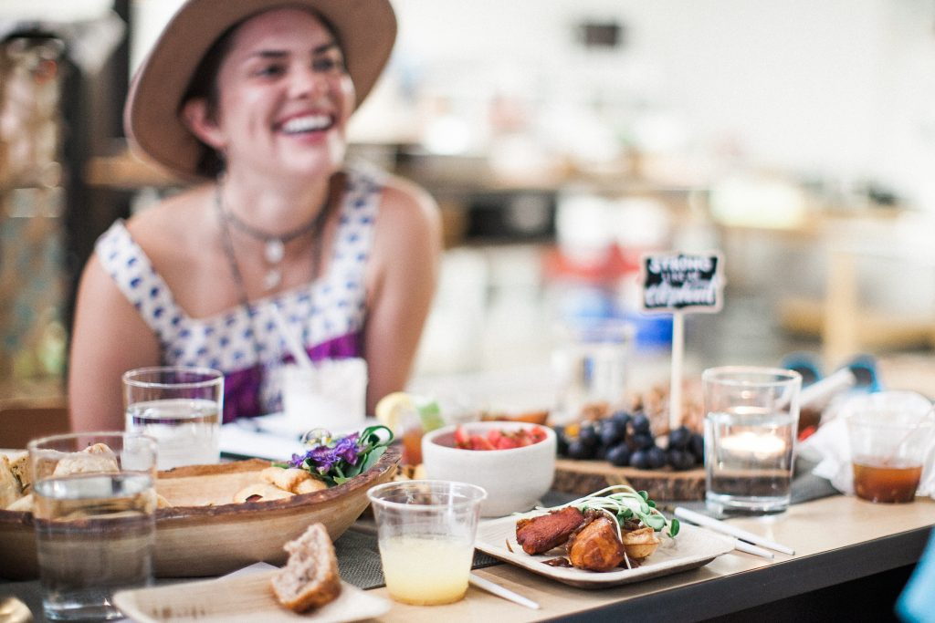 Creatives Meet Business Brunch in Austin