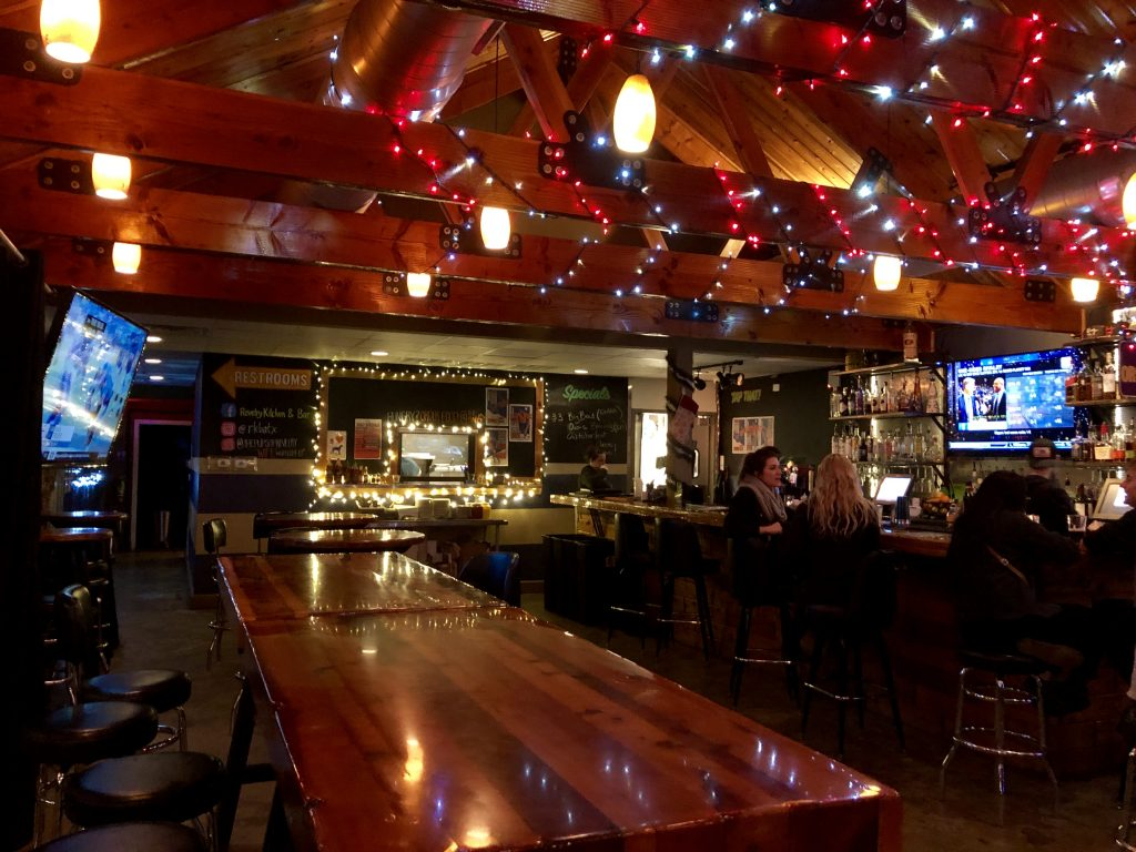 Revelry Kitchen + Bar for Sports Watching in Austin