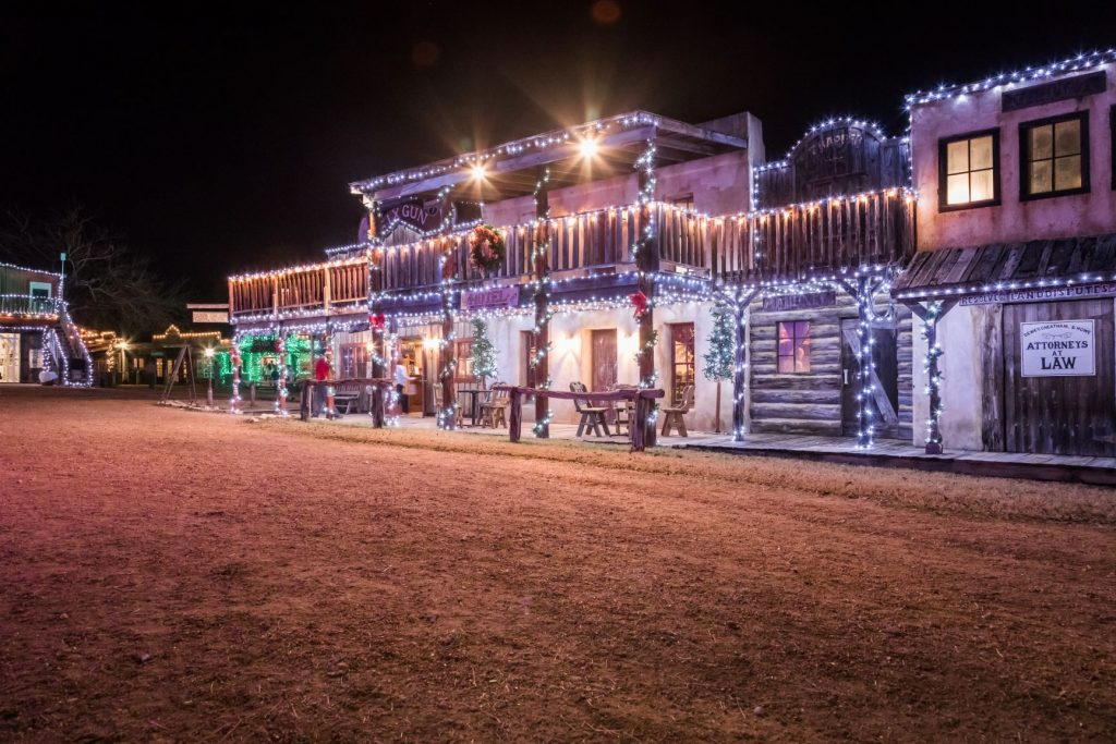 Enchanted Springs Ranch Christmas Event