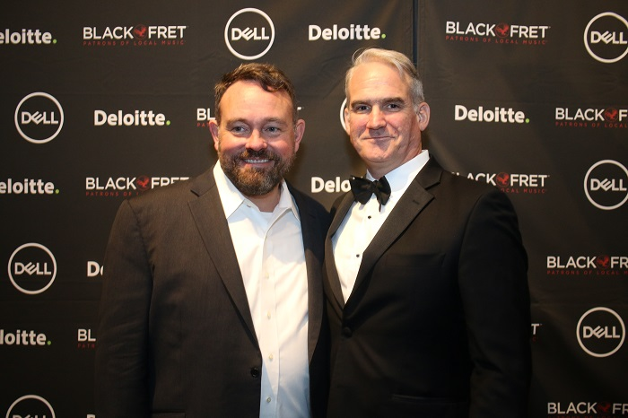 Colin Kendrick and Matt Ott Black Ball 2018
