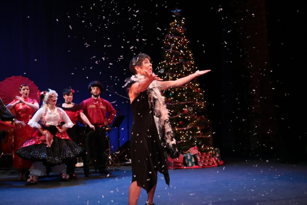 Jazz Nutcracker Performance in Austin