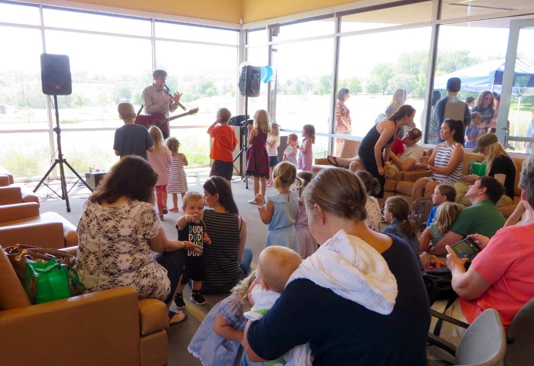 New Year's Eve for Kids at Lake Travis Community Library