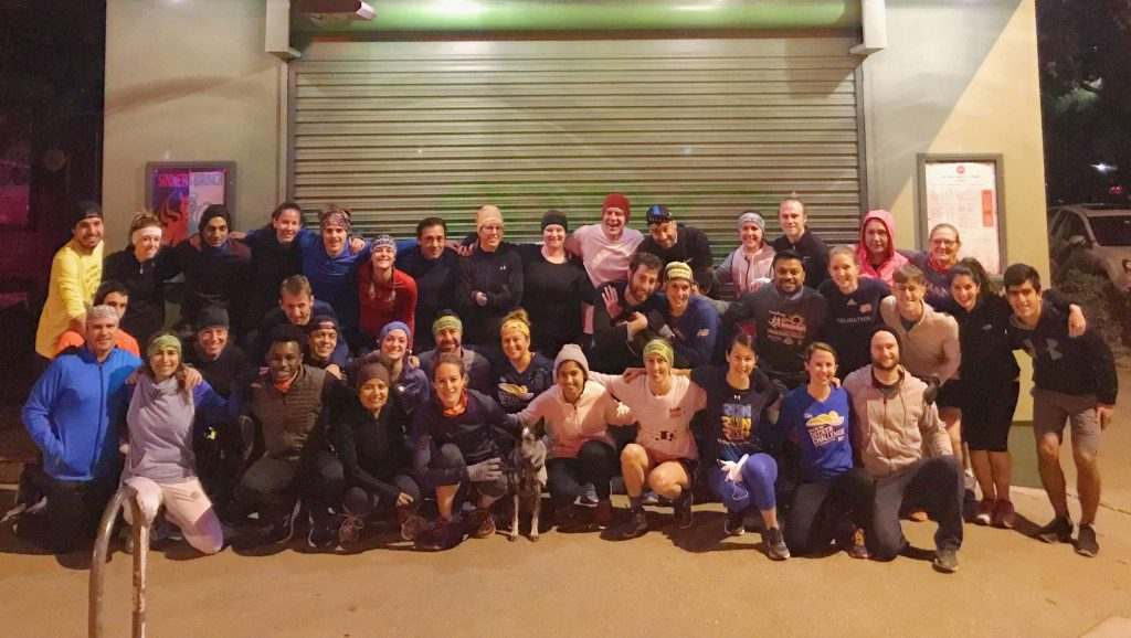 The Morning Jo's Free Running Group in Austin