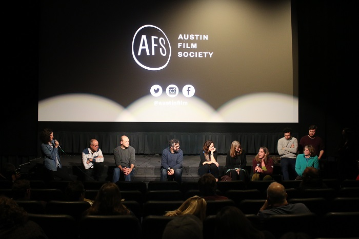 AFS Post Screening Q&A