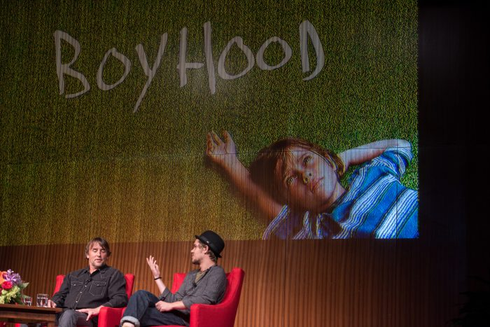 Richard Linklater Boyhood Panel