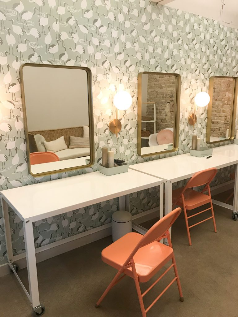 The Refinery Beauty Refresh Room