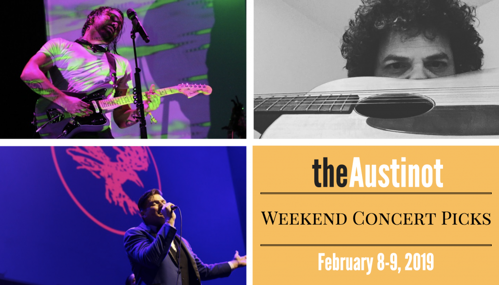 Austinot Weekend Concert Picks Feb 8-9
