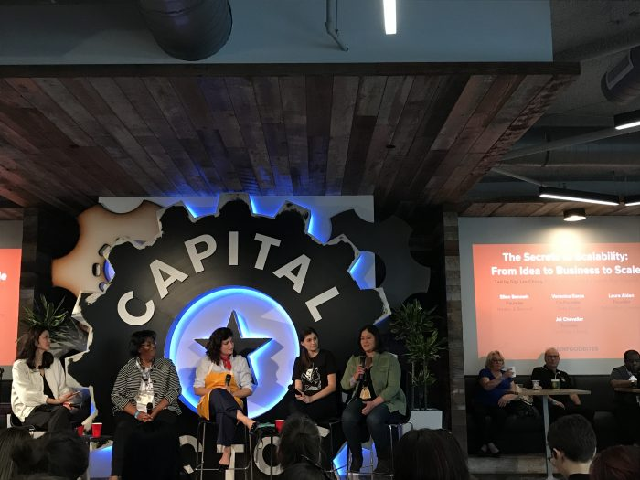 Free General Assembly Panel SXSW 2018