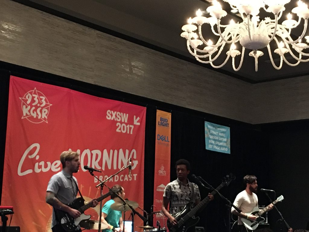 ACL Radio Live Morning Broadcast