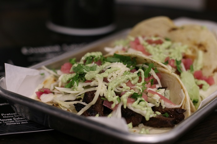 Oz. Tap House Street Tacos