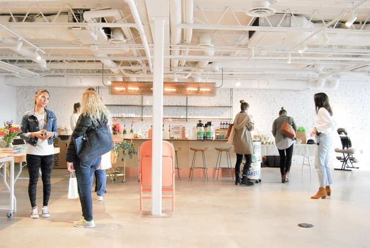 The Refinery Women-only Event Space