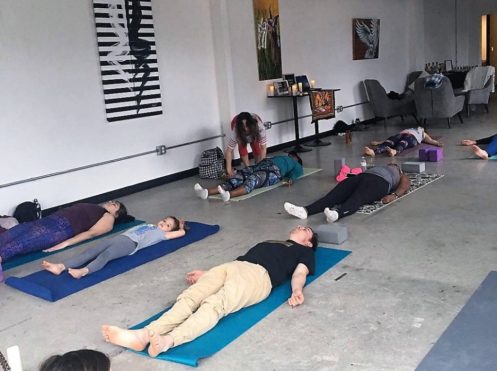 Yoga for All Class in Austin, TX