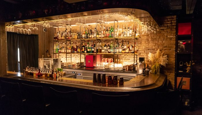 Downtown Austin Speakeasy Here Nor There