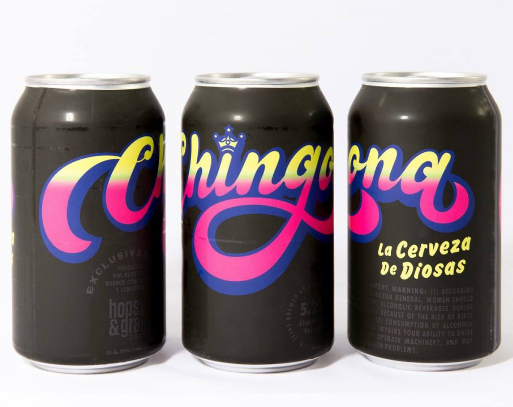 Chingona Fest Texas beer by Hops & Grain