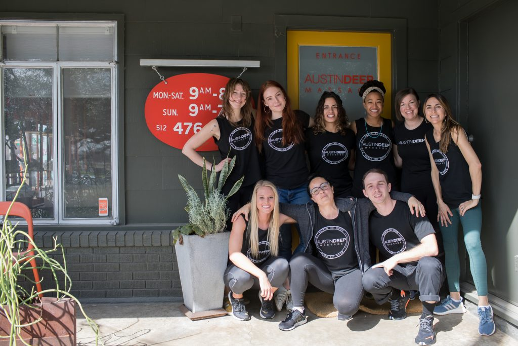 Austin Deep Massage Therapists