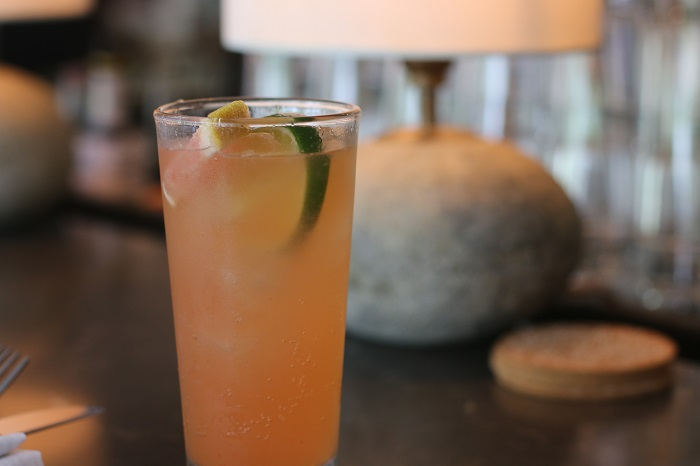 Launderette Shrub Mocktail