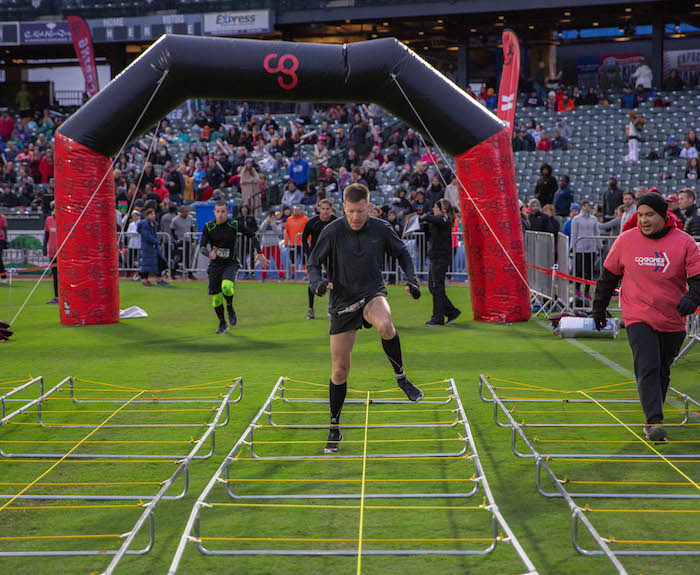 CG Games Mens Obstacle