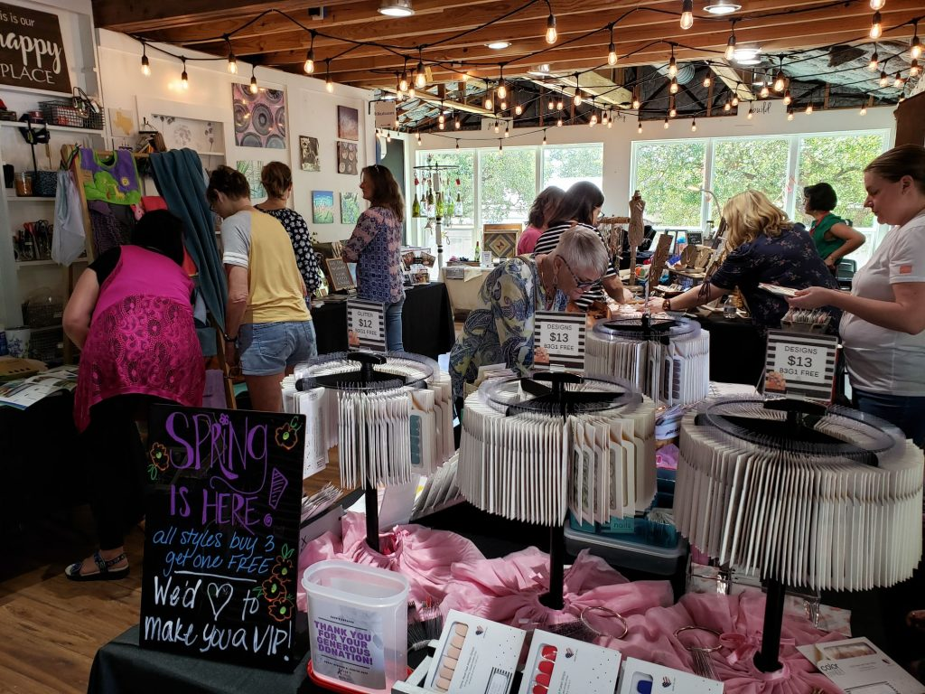 Handmade Goods for Sale at Austin Craft Lounge