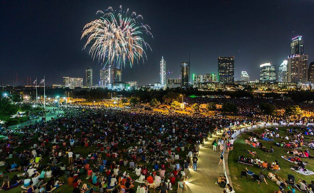 Austin Fourth of July With Austin Symphony Orchestra