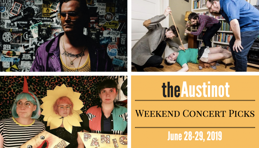 Austinot Weekend Concert Picks June 28