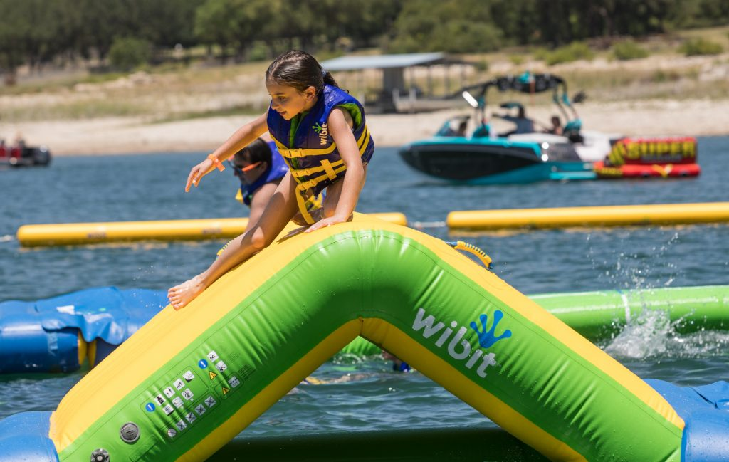Waterloo Adventures on Lake Travis is Kid-friendly