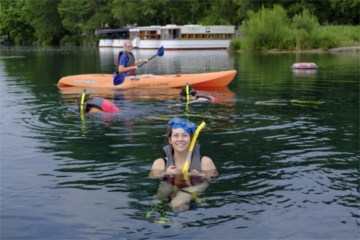 The Meadows Center Snorkeling Tour in San Marcos