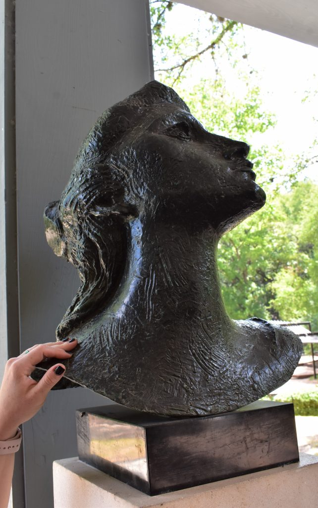 Muse II by Charles Umlauf